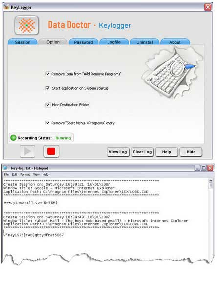 Computer Keylogger 2.0.1.5